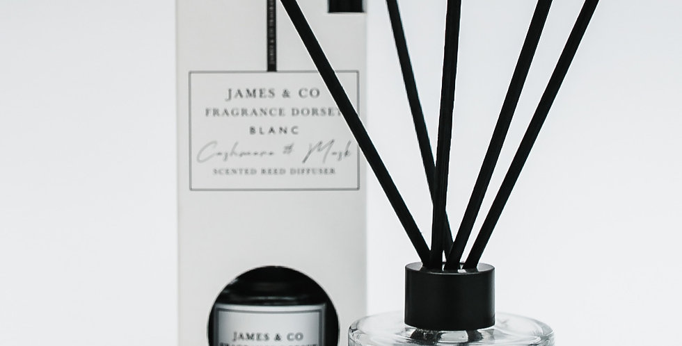 Cashmere & Musk 100ml LUXE Reed Diffuser