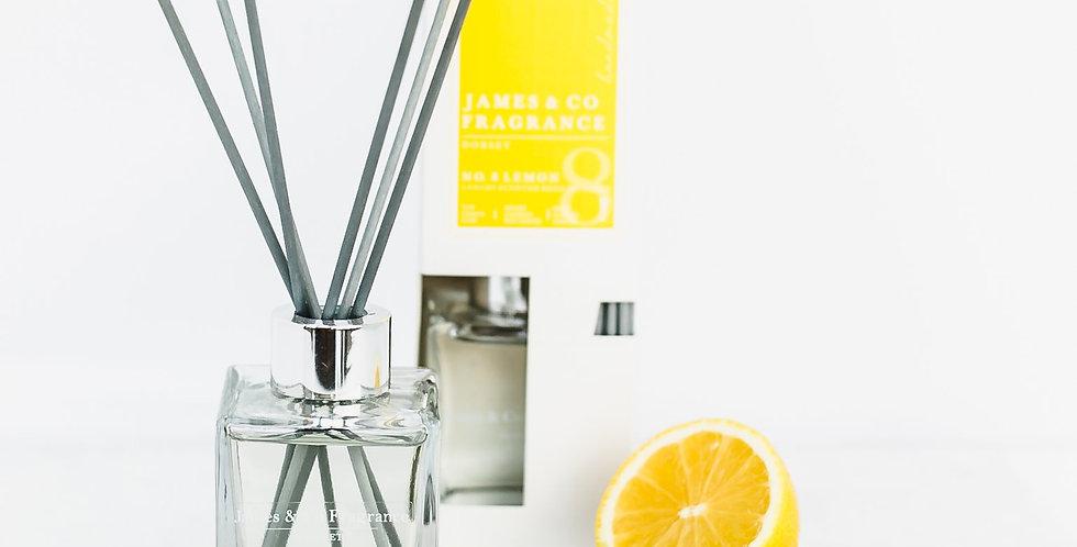 No. 8 Lemon 100ml Reed Diffuser