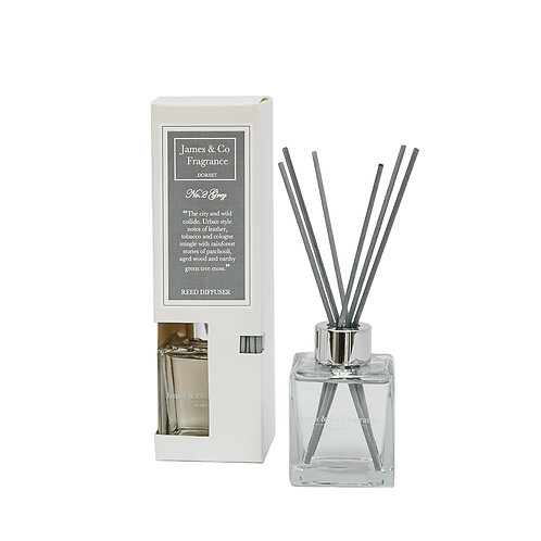 No. 2 Grey 100ml Reed Diffuser