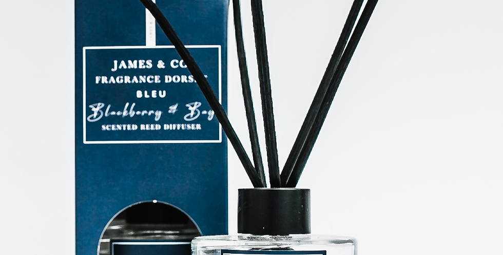 Blackberry & Bay 100ml LUXE Reed Diffuser