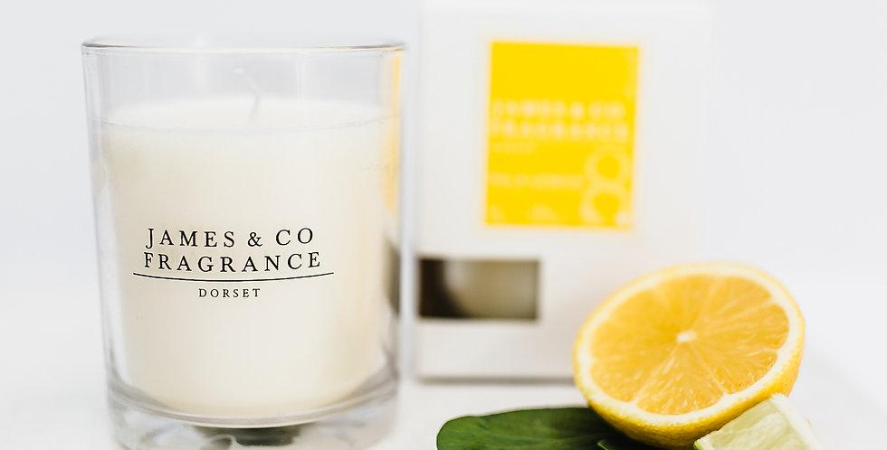 No. 8 Lemon Glass Candle 35 burn time