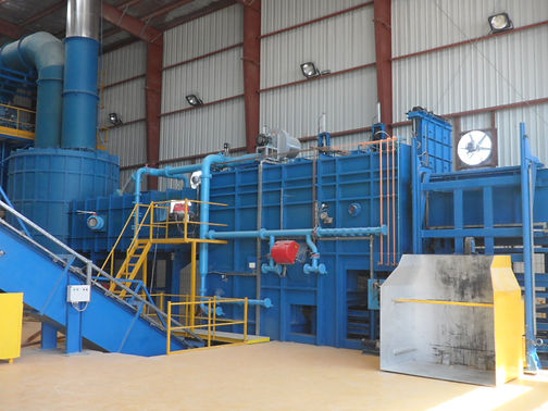 ECO-G500-24H3S KUWAIT MOH-loading system