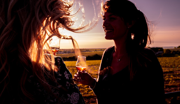 Sunset De Luze Cognac