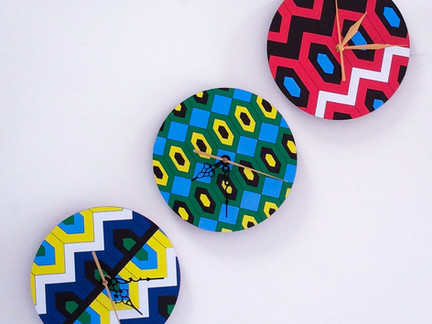 Celebrate Africa With Our Ndebele-Esque Collection