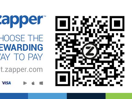 Home Artist Zapper QR Code