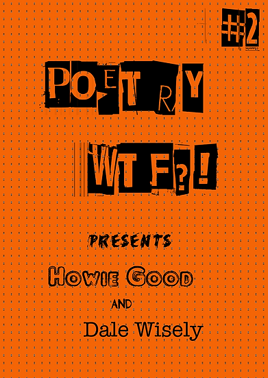 Poetry WTF?! #2 (with Sampson Low Publishers)