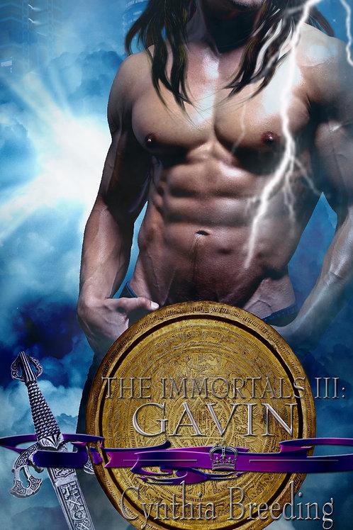 The Immortals III: Gavin