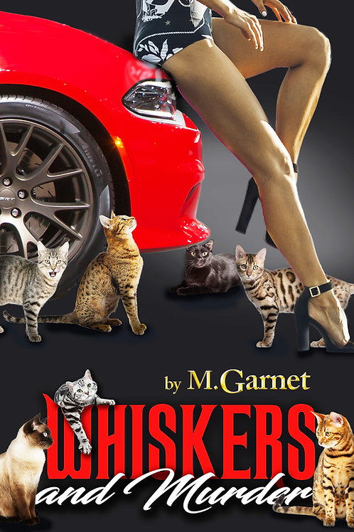 Crimes and Magic: Whiskers and Murder