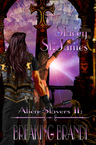 Alien Slavers II: Breaking Brandi