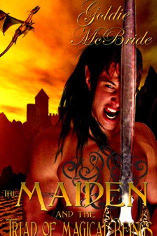 The Maiden and the Triad of Magical Beings