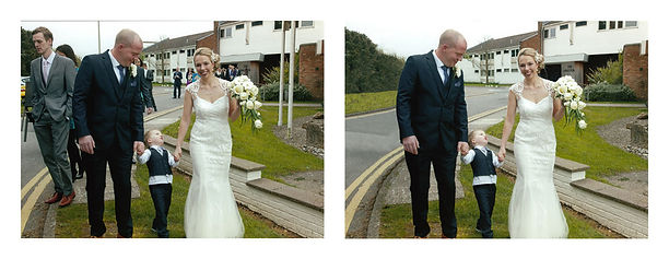 Wedding Photos Edited and Changed, Portsmouth