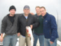 Washington DC Sports fishing charters by Stormy Petrel Charters