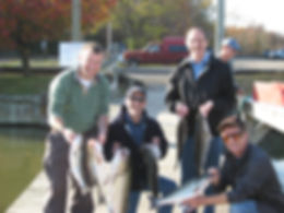 Family & Party Fishing Charters From Baltimore MD