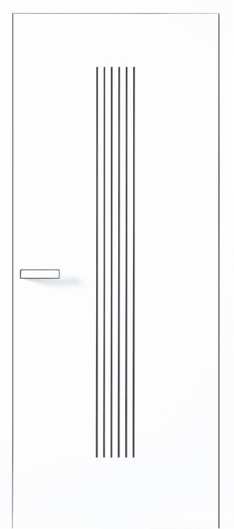 Lombardo 2800-7 Fräsung lackiert