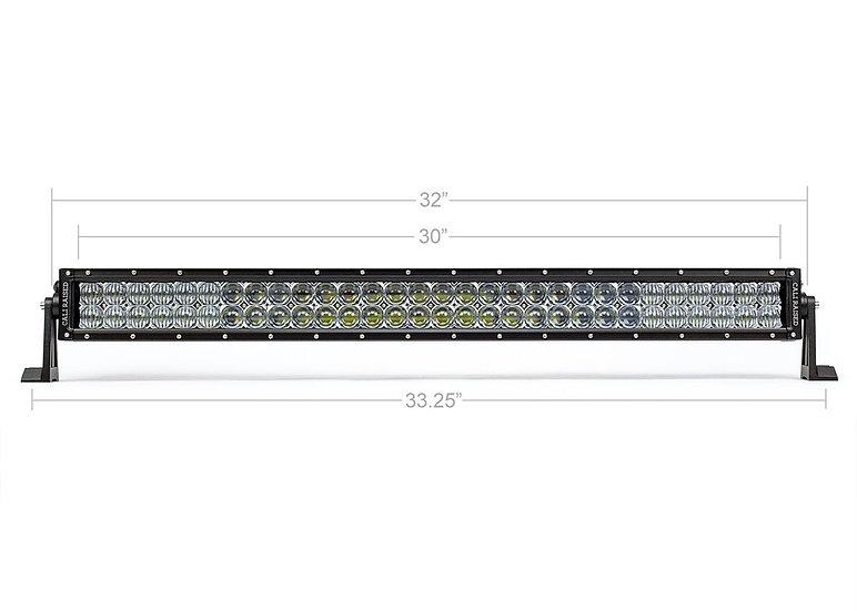 """32"""" Dual Row 5D Optic OSRAM LED Bar"""