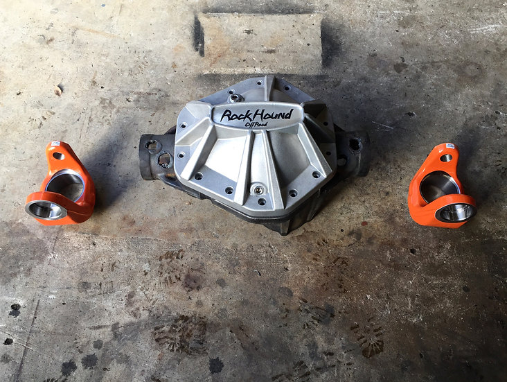 Front 14 Bolt Axle