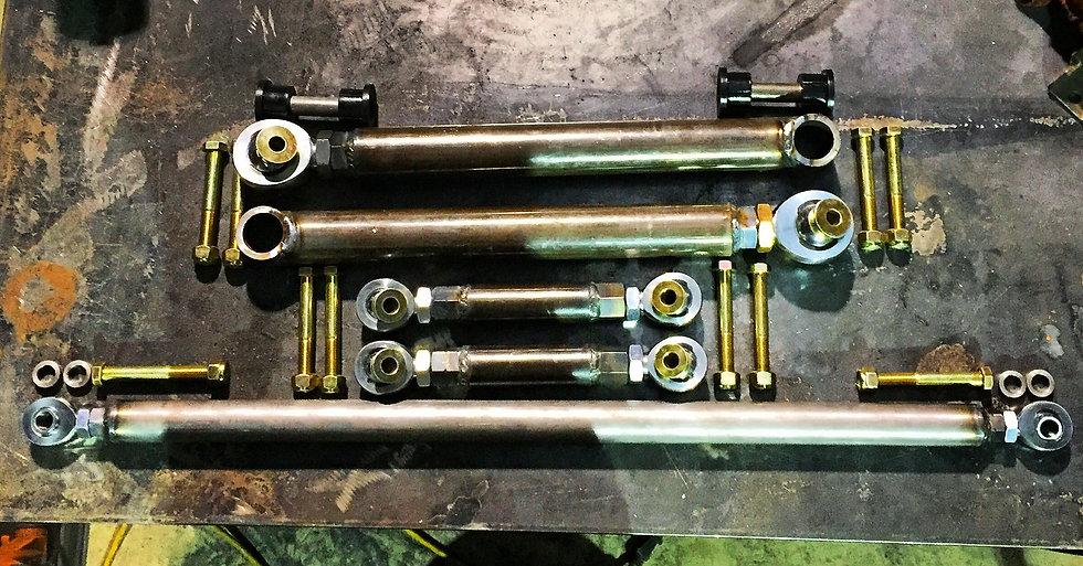 3rd Gen 4Runner Rear link kit