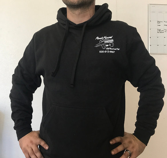 Rock Hound Off Road Hoodies