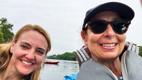 Perspectives on Paddling: Experiences from the 2021 Summer River Sojourns