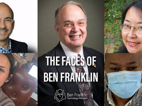 The Faces of Ben Franklin:  Re-Thinking What is Possible in Northeast Pa.