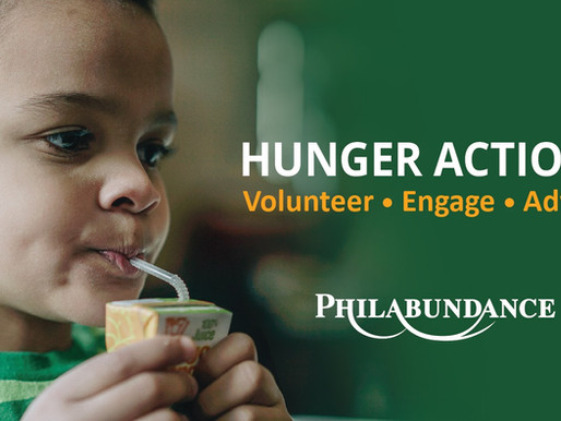 Human Services Acting Secretary Visits Philabundance For Hunger Action Month