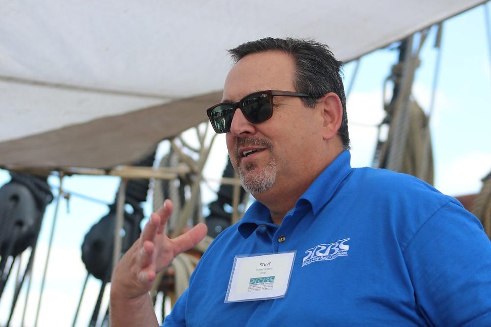 DBRC Executive Director Steve Tambini