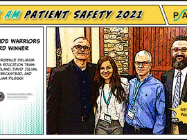 I Am Patient Safety 2021 - Nationwide Warriors Award Winners