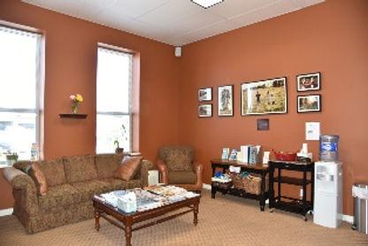 Sound Holistic Health Waiting Room