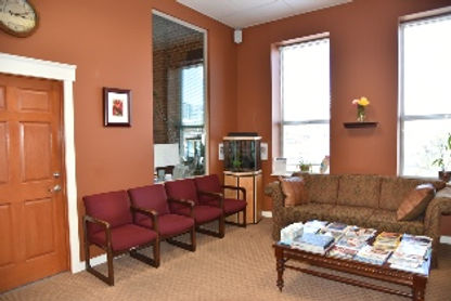 Sound Holistic Health Clinic Waiting Room