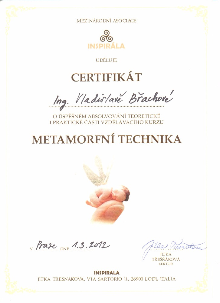 Metamorfní technika 1