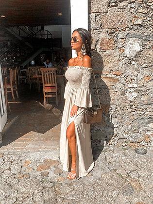 Vestido Athena Nude