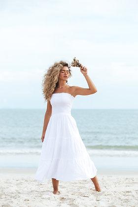 Vestido Energia Branco