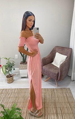 Vestido Hera Rosa