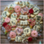 bridal shower cookies, bridal shower cookies,