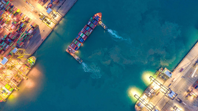Transport Maritime, Fret maritime