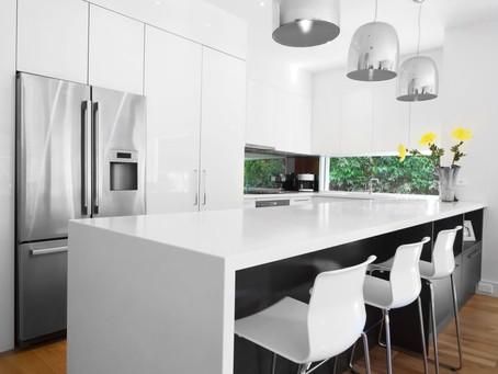 Floor tiles or timber-look laminate flooring?