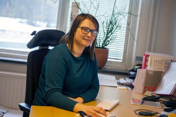 Jenny Lund - Lundhs Åkeri Bastuträsk