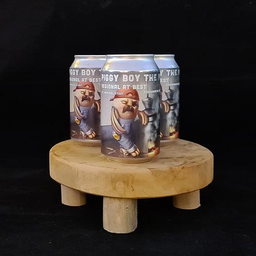 Lobik Brewery Piggy Boy the Pig