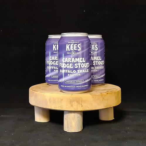 Kees, Caramel fudge stout buffalo trace edition