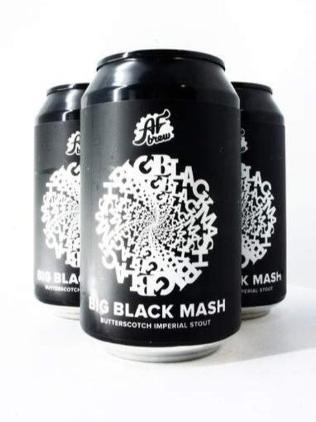 AfBrew, Big black mash