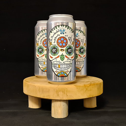 De Moersleutel, Smeerolie Mexicake