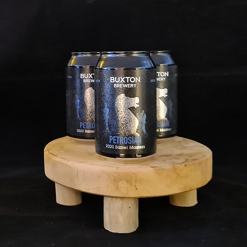 Buxton Brewery Petrosian