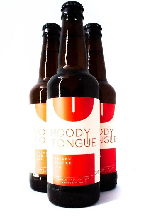 Moody Tongue, Juiced Lychee IPA