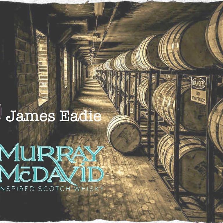 Whisky proeverij Murray McDavid/James Eadie