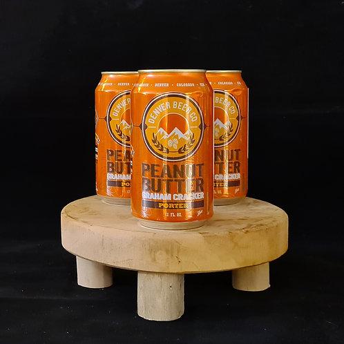 Denver Beer Co.  Peanut Butter Porter
