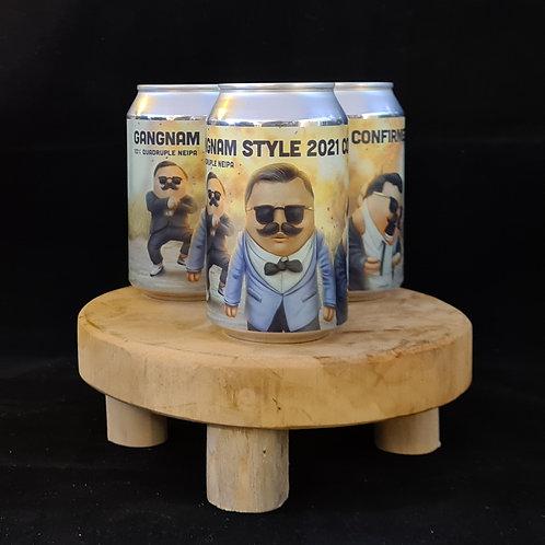 Lobik Brewery Gangnam Style 2021 Confirmed
