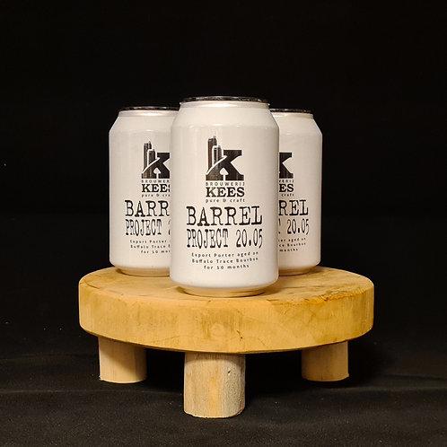 Kees Barrel Project 20.05