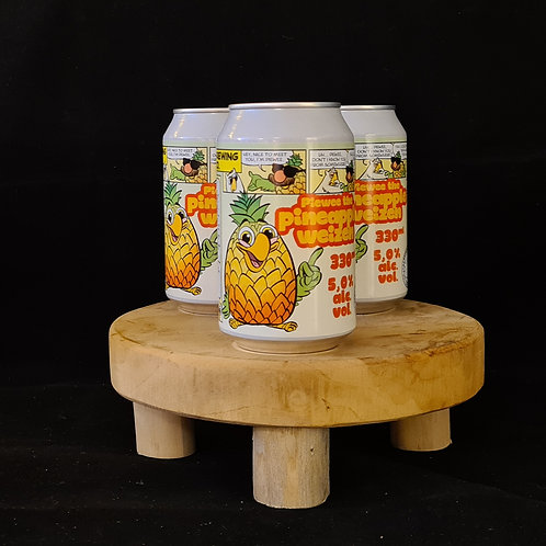 Uiltje Brewing Company, Piewee the Pineapple Weizen