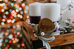 Hope for the Grieving at Christmas