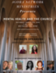 Promo Mental Health And The Church Confe